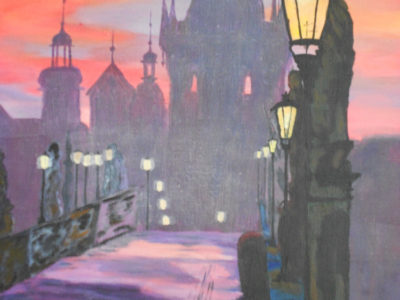 Markéta Šaldová - Praha